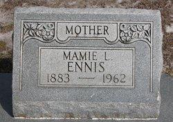 Mamie <I>Lofton</I> Ennis