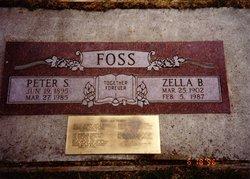 Zella Beatrice <I>Slick</I> Foss