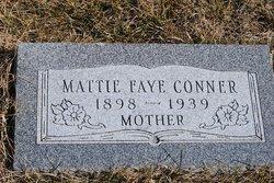 Mattie Faye Conner