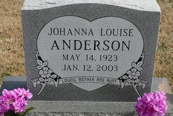 Johanna Louise Anderson