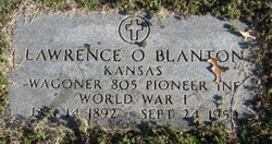 Lawrence Overton Blanton