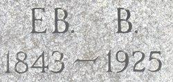 """Ebenezer Benson """"Eb"""" Lindesmith"""