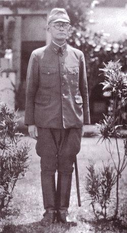 Gen Harukichi Hyakutake