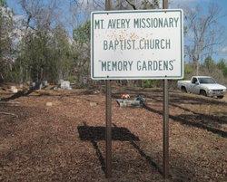 Mount Avery Missionary Baptist Memory Gardens