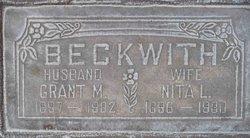 Grant Milo Beckwith