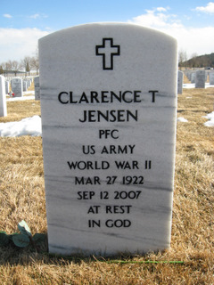 Clarence Theodore Jensen