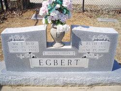 "William Thomas ""Bud"" Egbert"