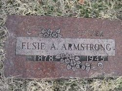 Elsie Alphonso Armstrong