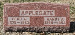 "Ferdinand Austin ""Ferd"" Applegate"
