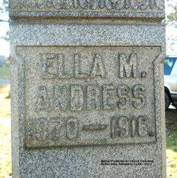 Ella M Andress
