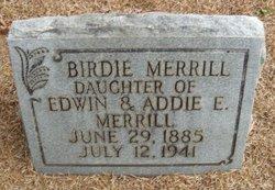 Birdie Merrill