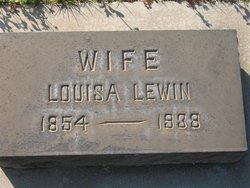 Louisa <I>Gibbons</I> Lewin