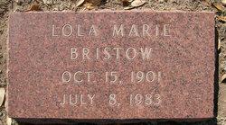 Lola Marie <I>Amerson</I> Bristow