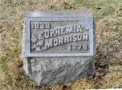 Euphemia J. <I>Deming</I> Morrison