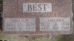 Amanda <I>Chase</I> Best