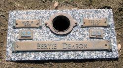 Bertie <I>Bratton</I> Deason