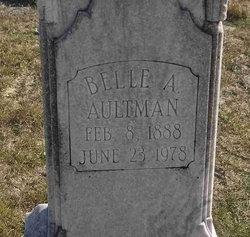 Belle A. Aultman