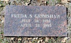 Freda S. Grimshaw