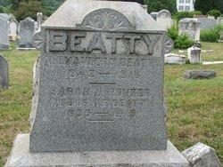 Sarah J. <I>Rouzer</I> Beatty