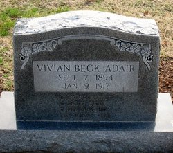 Vivian Beck Adair
