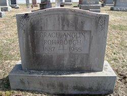 Manie Grace <I>Anglin</I> Rohrbough