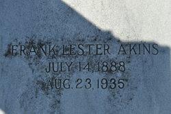 Frank Lester Akins
