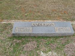 Averilla Cornellious <I>Fort</I> Anderson