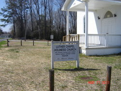 Luthers Chapel Holiness Church Cemetery