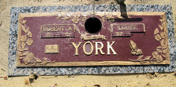 Robert Arnold York