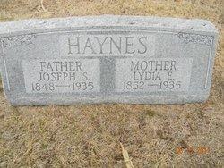 Joseph Silas Haynes