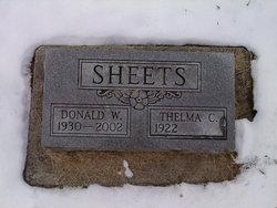 """Donald Wayne """"Don"""" Sheets"""