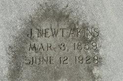 Jasper Newt Akins