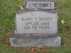 Mary F Carey