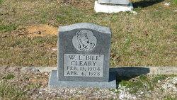 "William L. ""Bill"" Cleary"