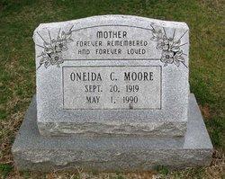 Oneida Catherine Moore