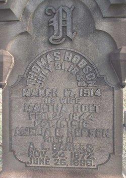 Amelia B. <I>Hobson</I> Banker