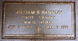 William Ewing Bannon
