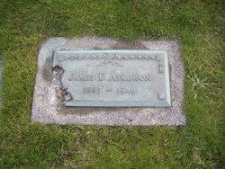 James E Atkinson