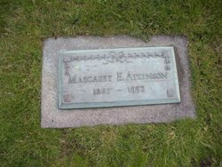Margaret E Atkinson
