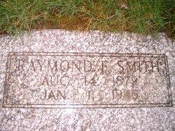 Raymond Floyd Smith