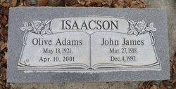 John James Isaacson