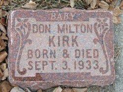 Don Milton Kirk