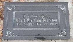 Rhett Sterling Brereton