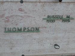 Russell Morris Thompson