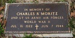 "2LT Charles Richard ""Butch"" Moritz"