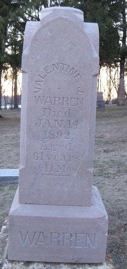 Valentine James Warren