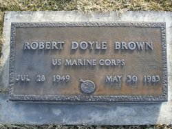 Robert Doyle Brown