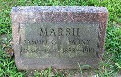 Fanny <I>Wise</I> Marsh