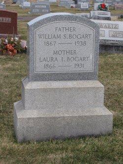 Laura Isabell <I>St. Clair</I> Bogart