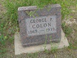 George Parker Colon